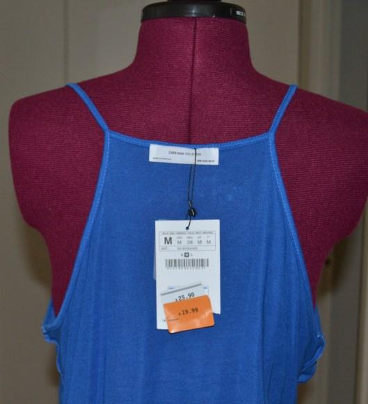Zara blue 1