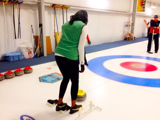 Ice Curling 1