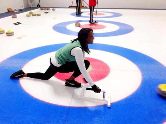 Ice Curling 3
