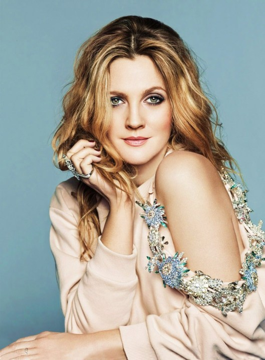 Christopher Kane Drew-Barrymore-by-Jan-Welters