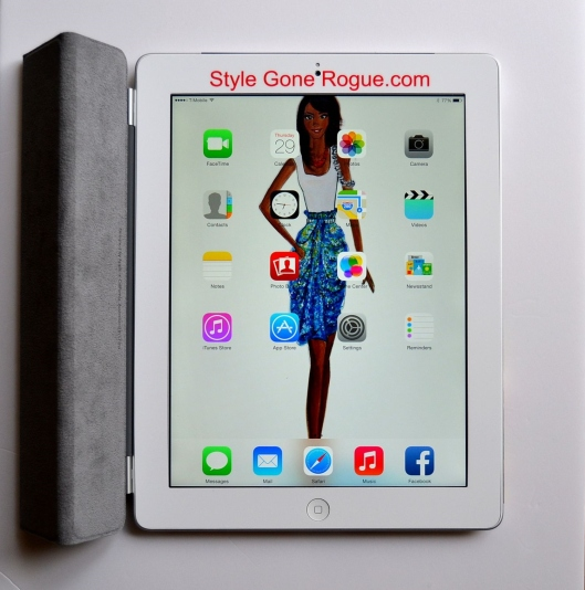 iPad Front