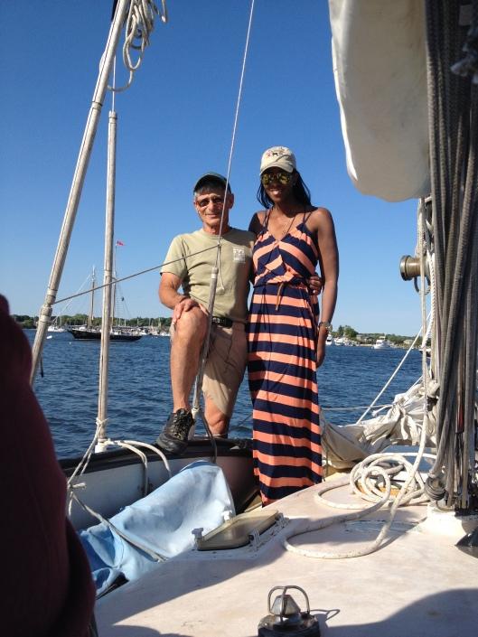 Me & Sailmaster