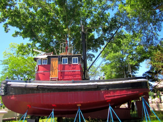 Mystic Seaport Tugboat