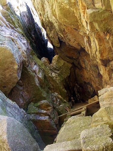 Narrow  Climb