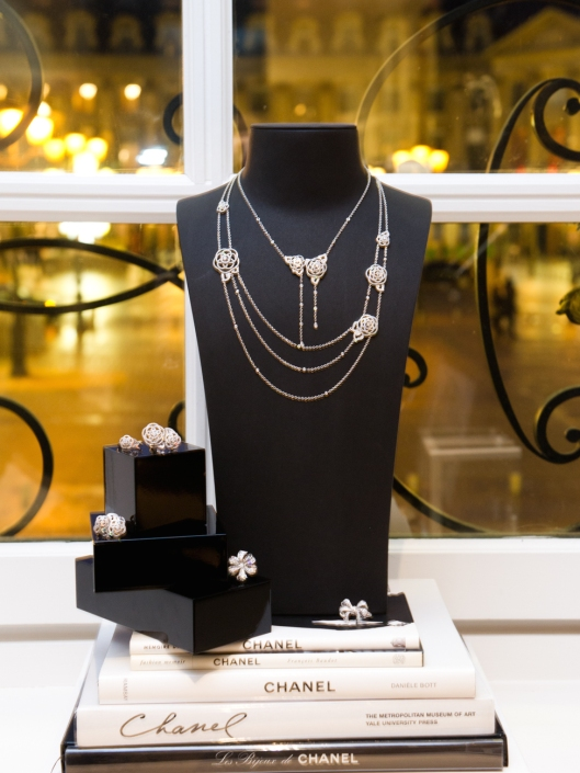 Boutique Chanel Joaillerie Paris