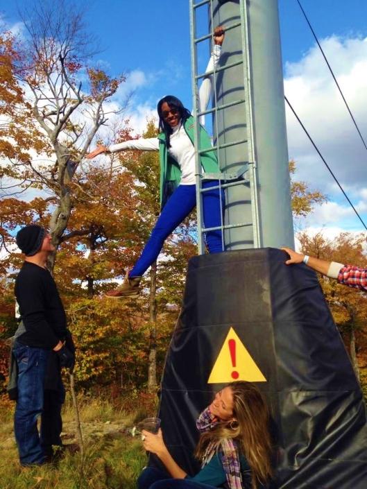 Climb High