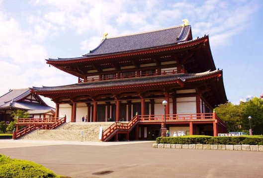 Front of Zojoji