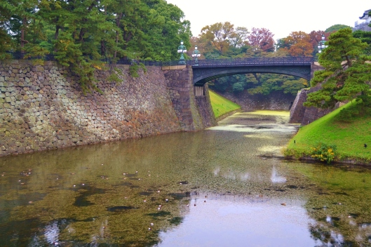Imperial Palace Bridge 1