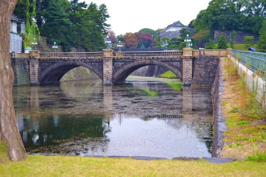 Imperial Palace Bridge 2