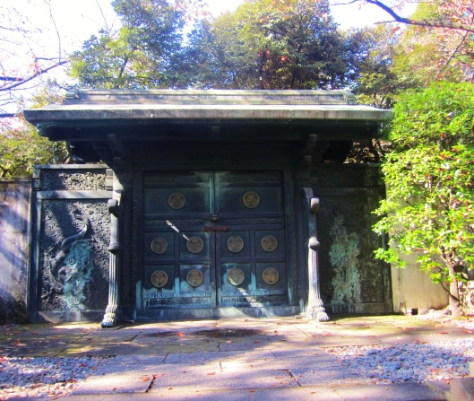 Zojoji Temple Grounds 2