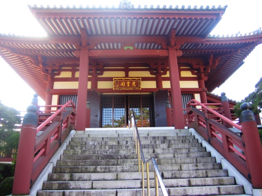Zojoji Temple Hall Doors
