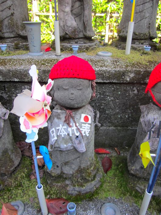 Zojoji Temple - Jizo Statues 3
