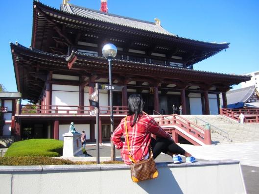 Zojoji Temple Me 1
