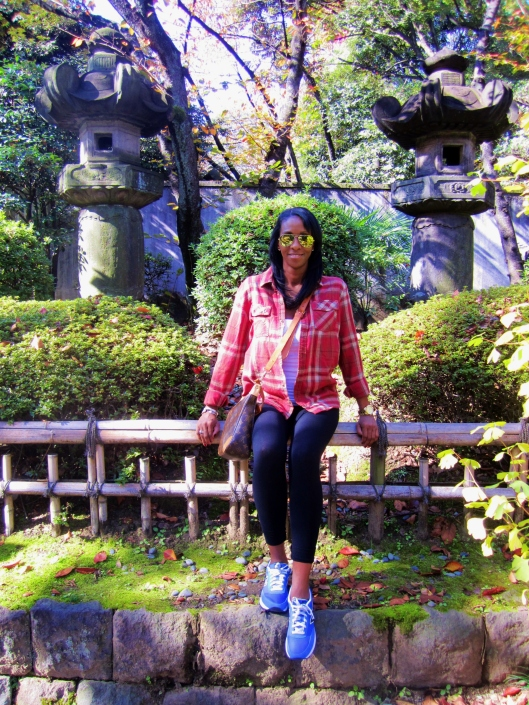 Zojoji Temple - Sitting 2