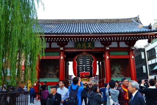 Senso-Ji Temple - Asakusa
