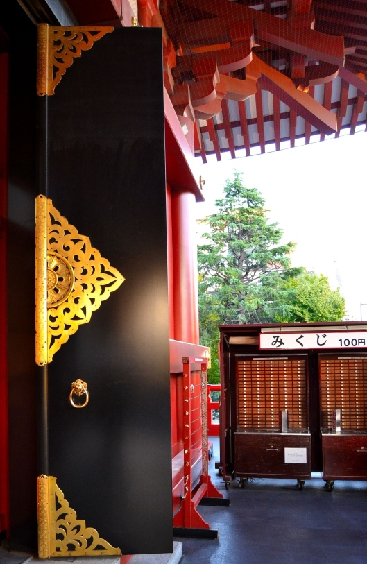 Senso-Ji Temple Door