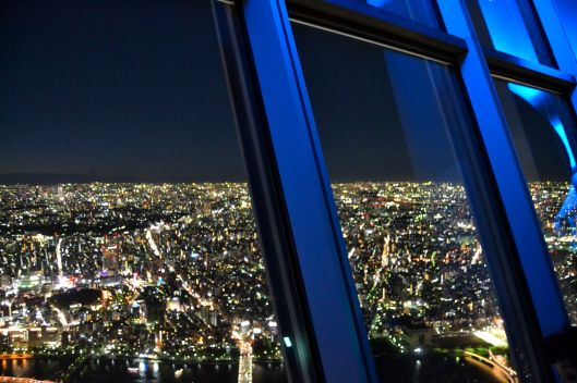 Tokyo Skytree Structure